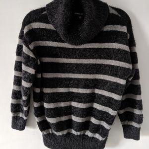 BLACK RIVET Classy cozy sweater zise M
